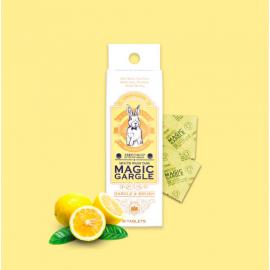 [Magic Gargle] Chewing Gargle _ 18 Lemon Flavors [Individually Packaged] _ Made in KOREA