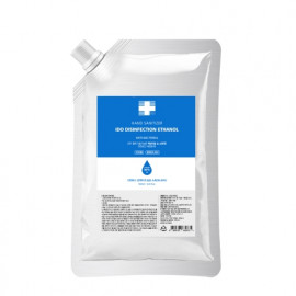 Hand sanitizer (ethanol refill) 500ml