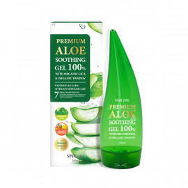 [SINICARE] Premium Aloe Soothing Gel 250ml