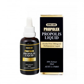 [SINICARE] Propolex Propolis Liquid 50ml / Propolis Liquid 50%