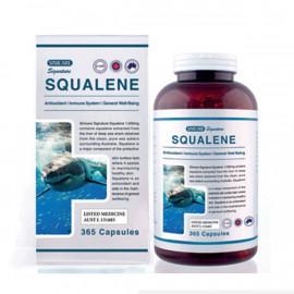 [SINICARE] SIGNATURE Squalene 365Capsules