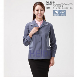 [Heidi] SL-J103 Women's Tops, Cleaning Clothes_Group Wear, Workwear, Uniforms, Janitor