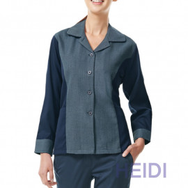 [Heidi] TB-203 Women's Tops, Cleaning Clothes_Group Clothes, Work Clothes, Uniforms, Janitor