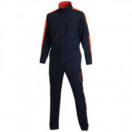 [Heidi] SJ-4 color/ orange, maintenance clothes, one-piece, work clothes, office clothes, work clothes, group clothes