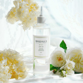 [It`s My Flower] Diffuser solution refill liquid White Musk 300ml, Air Freshener