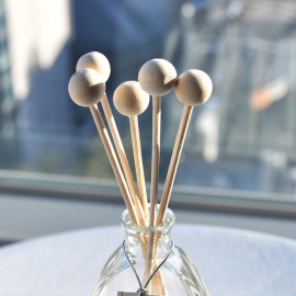 [It`s My FLower] Woodball Stick for Diffuser Stick / 25CM 10P, Air Freshener