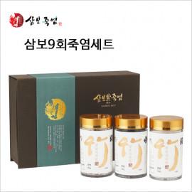 [Dr. Vegan]Sambo Bamboo Salt 9Times Set