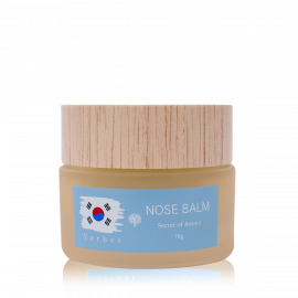 [Verber] Nose Balm_15g Helps Moisturize Nose Mucous Membranes, Nose Therapy_ Made in KOREA