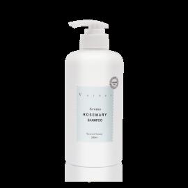 [Verber] Rosemary Shampoo_500ml_Scalp Heat Draining Shampoo, Hair Shampoo _ Made in KOREA
