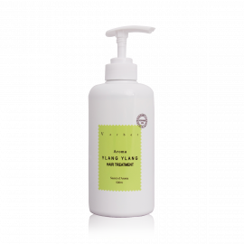 [Verber] Ylang-ylang hair treatment 500ml_Hair Care, Scalp Care, Hair loss prevention, Healthy and Rich Hair _ Made in KOREA