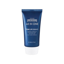 [EREPH] ALL IN ONE TONE-UP ESSENCE FOR MEN 50g_ A five functions at a time: whitening, wrinkle improvement, skin tone up, essence, moisture_ Made in KOREA
