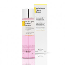 [Skindom] Double Layered Makeup Remover (150ml) - All Skin, Mild Cleanser