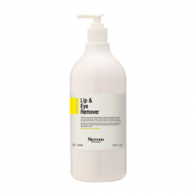 [Skindom] Lip & Eye Remover (1000ml) - Makeup Remover, cleansing_ Made in KOREA