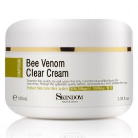 [skindom] Bee Venom Clear Cream (100ml) - Troubled, Skin Soothing