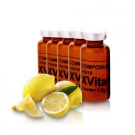 [skindom] X VitaC Powder (1.5g)-5ea - Whitening