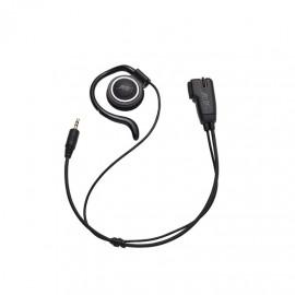 [JEILINNOTEL] JM-205S_ Ear Microphone, Earring-Shaped Microphone, All  Walkie-Talkie Compatibility_ Made in KOREA