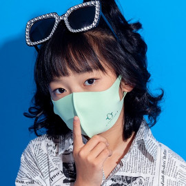 [NICEKOREA] Jurasil KIDS 3D Mask _ Anti-bacterial 99.9%, UV Blocking, Kids Mask, Washable fabric mask _ Made in KOREA