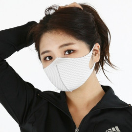 [NICEKOREA] Copper Shine Mask_Antibacterial 99.9%, Copper Fabric, Fashion Mask, Washable Fabric Mask _ Made in KOREA