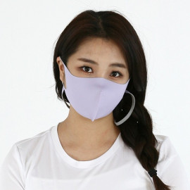 [NICEKOREA] Copper All in One Strap Mask_Antibacterial 99.9%, Copper Fabric, Fashion Mask, Washable Fabric Mask _ Made in KOREA
