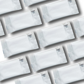 [ChamWhite] Wet Tissue, for the promotional use, 400 sheets, Disposable Wipes_ Made in KOREA