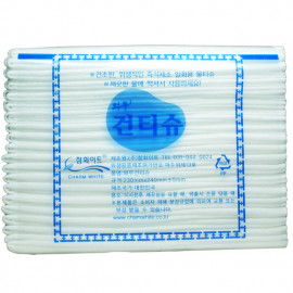 [ChamWhite] 1,440 pieces Multi-use Dry Tissue, household, business, 19%OFF_ Made in KOREA