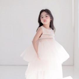 [La Clarte Atelier] Aki2 dress _  baby party dress, girl's dress, Girl party dress, kids dress_ Made in KOREA