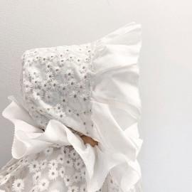 [La Clarte Atelier] bebe premium bonnet _ baby hat, Baby clothes, children's clothes, baby dresses, kids dress, _ Made in KOREA