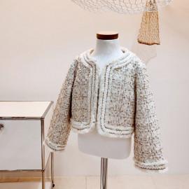 [La Clarte Atelier] gold premium jacket  _ Baby clothes, children's clothes, baby dresses, kids dress, _ Made in KOREA