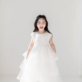[La Clarte Atelier]premium opera dress _ Girl dress, princess dress,baby dresses, kids dress,baby party dress _ Made in KOREA