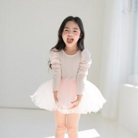 [La Clarte Atelier] swarovski ballet _Girl's ballet outfit,Girl's dress_ Made in KOREA