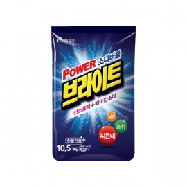 [MUKUNGHWA] Power Soda Bubble BRITE 10.5kg _ Laundry Detergents, Powder Detergents, Top Load Washer