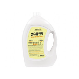 [MUKUNGHWA] Value Beyond Price Fabric Softner (Mild Cotton) 3.0L _ Laundry Detergents, Fabric Conditioner, ECO CERT
