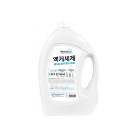 [MUKUNGHWA] Value Beyond Price Liquid Detergent 3.0L_ Laundry Detergents, Washing Machine Detergents,
