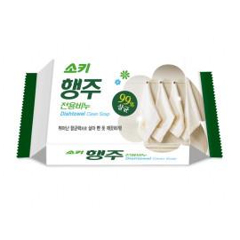 [MUKUNGHWA] SOKI Laundry Soap for Dishtowels 150g _Laundry Detergent, Kitchen,  Exclusive Soap
