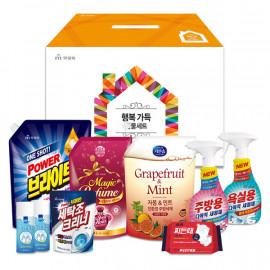 [MUKUNGHWA] Mugunghwa Happiness Gift Set _ Kitchen detergents, Laundry detergents, Cleaning detergents