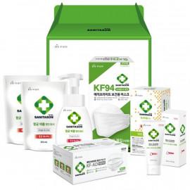 [MUKUNGHWA] Sanitason Hygiene synthesis Gift Set _ Hand Sanitizer, Personal Hygiene