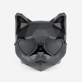 [SCENTMONSTER] Killer Cat – Knight Gray _Premium Car air freshener, Metal Body, 100% Harmless Natural Fragrance _ Made in KOREA