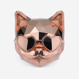 [SCENTMONSTER] Killer Cat – Rose Gold _Premium Car air freshener, BPA Free PE, Real Metal Body, 100% Harmless Natural Fragrance _ Made in KOREA