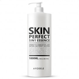 [AYODEL] Perfect Man, 5 IN 1 Men's All-in-One Functional Essence 1000ml_ Moisture,  Nutrition, Whitening, Wrinkle Improvement, Skin Elasticity _ Made in KOREA