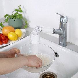 [VITASPA] The Handy Filter for kitchen sink_ handy filter, Sterilization 99%, Antibacterial 99%, Removal of residual chlorine and impurities _ Made in KOREA