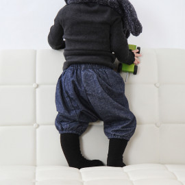 [BABYBLEE] D193134_Check Pattern Bloomer for Infant, Shorts, Winter Shorts, Cottom 100%, Made In KOREA