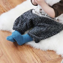 [BABYBLEE] D193142_Wool Pants for Kids, Baby, Warm Pants, Made In Korea