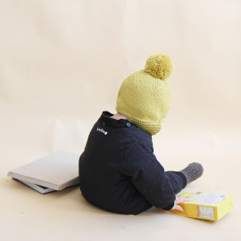 [BABYBLEE] D17212_Padding Suit for Infants, Baby Winter Suit, Made In Korea