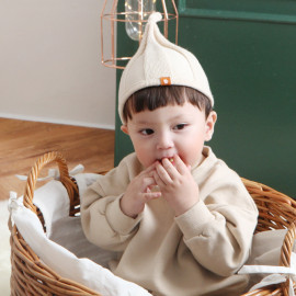 [BABYBLEE] A18801_Trumpet Beanie for Infants, Baby, Beanie, hat, MADE IN KOREA