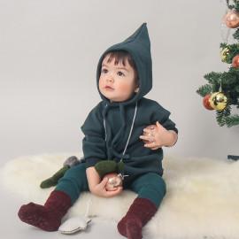 [BABYBLEE] D17246 _Cotton Suit SET for Infants, Kids, Winter Suit, Hat, Cotton 100%, MADE IN KOREA