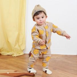 [BABYBLEE] D20441_Lion Pattern SET for Infants, Baby, Kids, Pajamas, MADE IN KOREA