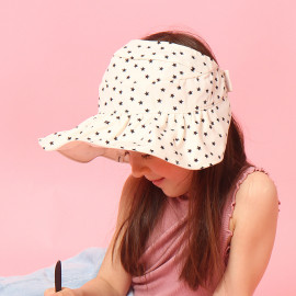 [BABYBLEE] A17715 _ Kids Star Bucket Hat Toddler Summer Hats Kids Suncap Beach Hats, boonie _ Made in KOREA