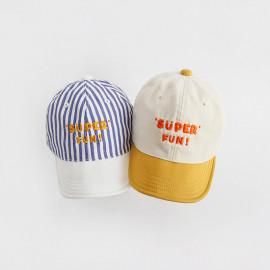[BABYBLEE] A20301 _ Super Fun Ball Cap, Infant Baseball Cap, Cotton Infant Cap _ Made in KOREA