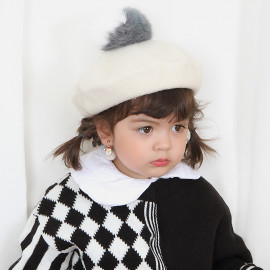 [BABYBLEE] C19201 _ Baby Collar Cape, Pure Cotton _ Made in KOREA