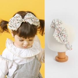 [BABYBLEE] B19104 _ Baby Hair bands, Flower Pattern  Hair Accessories for Girl Teens Kids Babies Toddlers Women _ Made In KOREA